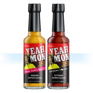 Mango Scotch Bonnet and Scorpion Pepper Sauce